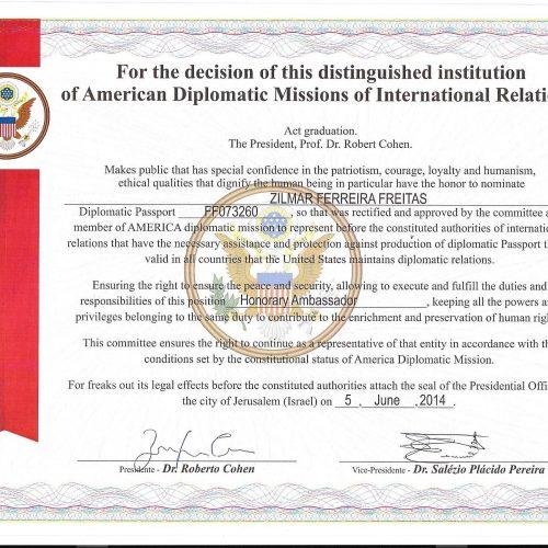Diploma - American