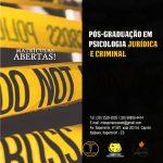 Pós-Graduação em psicologia criminal NOVO