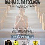 BACHAREL EM TEOLOGIA LIVRE 2019